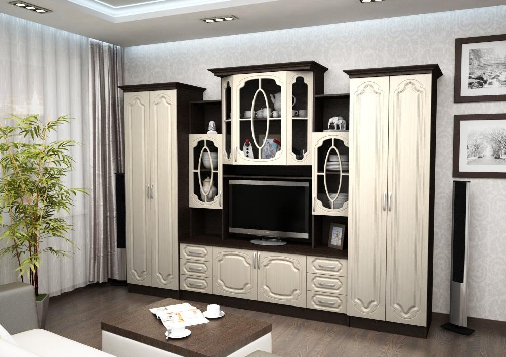 гостиная альберт 5 интернет магазин мебели мебель фаворит