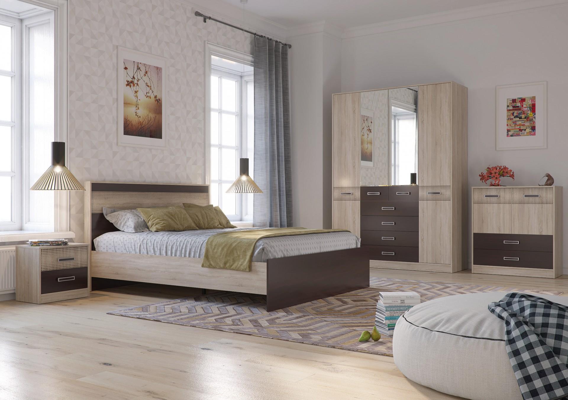 спальня румба все модули грквол интернет магазин мебели мебель
